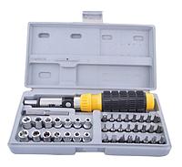 Набор инструментов в чемодане AIWA 41-Piece Bit and Socket Set