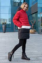 Женское пальто-куртка Томи  в размерах 42-52, фото 3