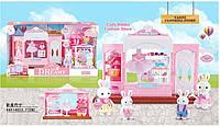 Игровой набор с флоксовыми животными магазин одежды 6631
