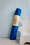 """Дитячий термо килимок розвиваючий скручивающийся з чохлом """"Зоопарк + Сад"""" 180х150 см, фото 5"""