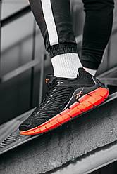 Мужские кроссовки Reebok Zig Kinetica Conor McGregor (черные)