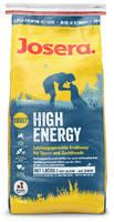 Сухой корм  Josera High Energy для собак 15 кг.