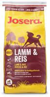 Сухой корм Josera Lamb and Rice для собак 15 кг.