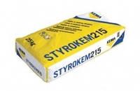 Клей для пенопласта STYROKEM 215, фото 1