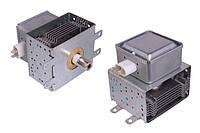 Магнетрон микроволновой печи LG 2M226, Galans M24FB-210A, 2M210, 2M167, OM75P (80х95)