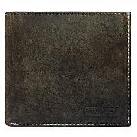 Горизонтальное винтажное портмоне из кожи Always Wild, фото 1