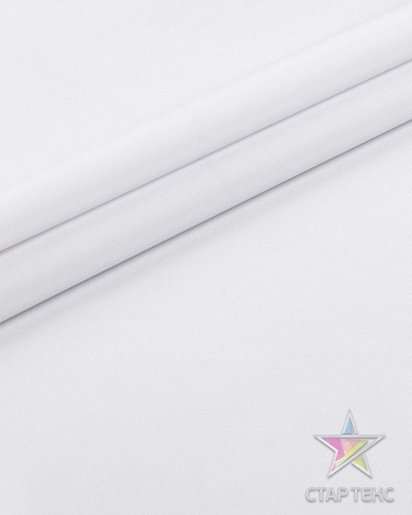 Палаточная ткань Оксфорд 210GSM 600D белый