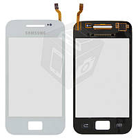 Touchscreen (сенсорный экран) для Samsung Galaxy Ace S5830, оригинал (белый)