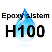 Н100-Епоксидна система для стільниць-Комплект 2.8