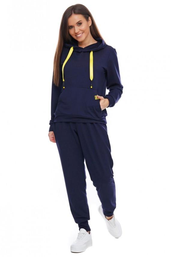 Спортивный костюм «Виола» - синий