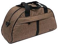 Спортивная сумка для тренировок, фитнеса 16 л Wallaby 213-1 коричневая, фото 1
