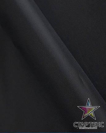Палаточная ткань ОКСФОРД 105GSM 210D черный, фото 2