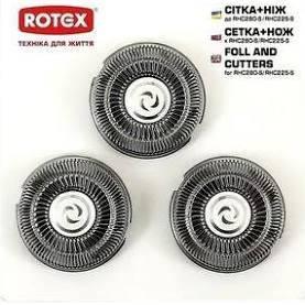 Сітка+ножа до Rotex RHC280-S