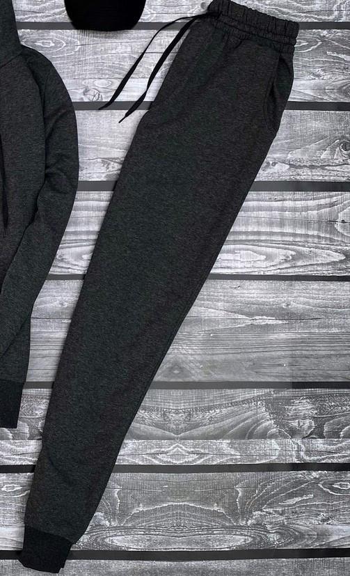 Штаны замок-капюшон без лого