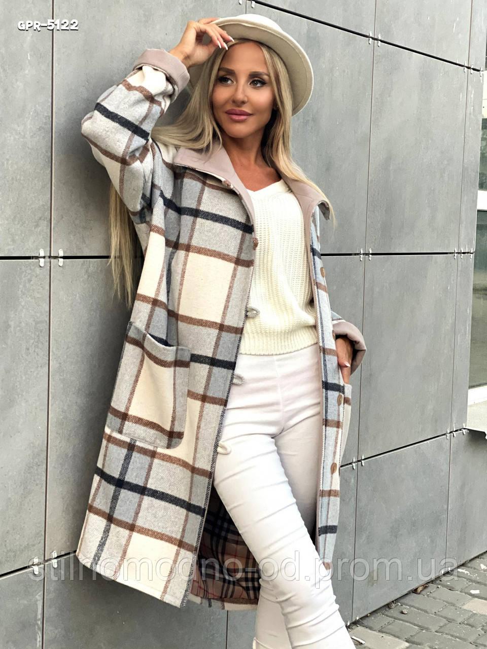 """Жіноче пальто """"Лондон"""" від Стильномодно"""