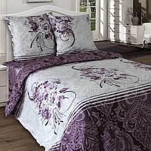 Комплект постельного белья от украинского производителя бязь  Маркиза Семейный