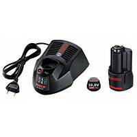 Зарядний пристрій 12V AL1130 + акумулятор 12V/2,0Аг, Bosch