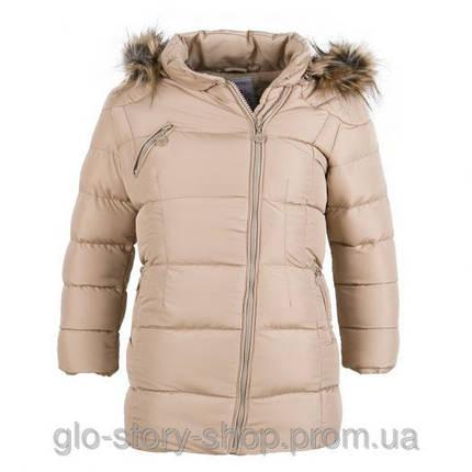 Куртка для девочки GLO-Story ГОМС-9580 (92\98,128 р.), фото 2