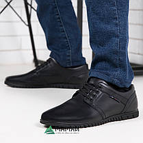Туфли мужские из натуральной кожи, фото 3