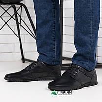 Туфлі чоловічі з Натуральної шкіри 41,42р, фото 2