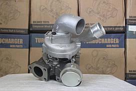 Турбіна K03 / Hyundai H-1 CRDI