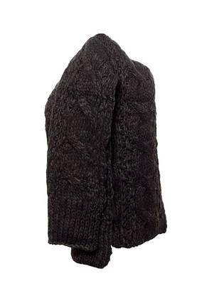 Красивый оригинальный теплый вязаный шарфик Etina, Pawonex, фото 2