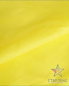 Палаточная ткань ОКСФОРД 105GSM 210D желтый
