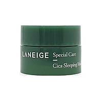 Ночная маска для проблемной кожи Laneige Cica Sleeping Mask 10 мл