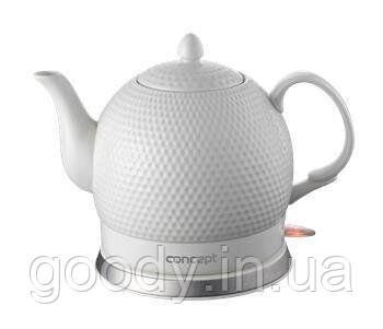 Чайник електричний керамічний Concept RK0050 1000 Вт