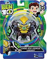 Фігурка Бен Тен 10 Ядро / Ben 10 Cannonbolt Omni Kix Гарматне Ядро