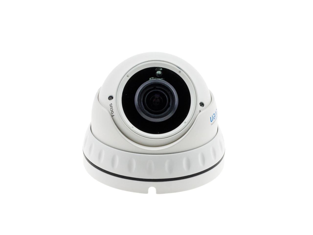 IP видеокамера 3 Мп уличная/внутренняя SEVEN IP-7232PA (2,8-12)