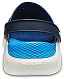 Кроксы мужские Crocs LiteRide™ Clog синие 42 р., фото 5