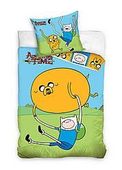 Комплект постельного белья 160 х 200 Лицензия № 888 Adventure Time