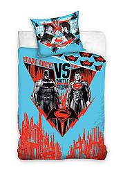Комплект постельного белья 140 х 200 Лицензия № 865 Бэтмен Superma