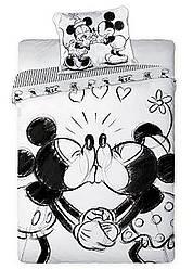 Комплект постельного белья 160 х 200 Лицензия № 567 Микки Маус