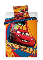 Комплект постельного белья 160 х 200 Лицензия № 557 Cars