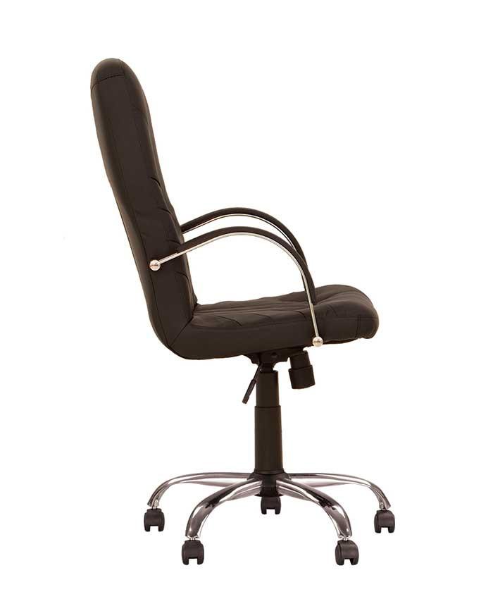 Кресло руководителя MANAGER (Менеджер) steel Tilt CHR68