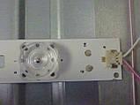 Світлодіодні LED-лінійки LED55D8(A-B)-ZC14AG-02 (матриця LSC550FN11)., фото 8