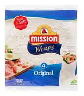 Тортилья Mission Оригинальная 245г (Бельгия)