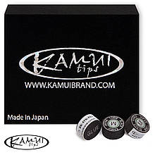 Наклейка для більярдного кия KAMUI BLACK MEDIUM 13 мм 1шт