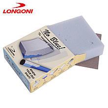 Губка для чистки бильярдного кия LONGONI NO BLUE для мягкого удаление мела и жира с поверхности