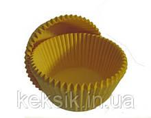 Тарталетки Желтые 50*30 -100 шт