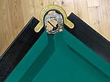 Більярдний стіл для гри в Рускую піраміду АСКОЛЬД 10 футів Ардезія 2.8 м х 1.4 м, фото 7