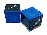 Мел для бильярда BILLEE синего цвета 2 шт, фото 2