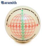 Тренировочный шар Snooker Aramith Nic Barrow`s 52,4 мм для игры в Снукер, фото 4