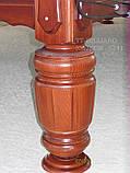 Бильярдный стол для пула Виват 7 футов Ардезия 2.0 м х 1.0 м из натурального дерева, фото 4