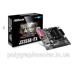 Материнська плата ASRock J3355B-ITX Mini ITX