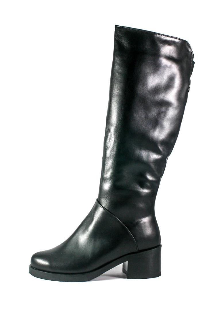 Сапоги зимние женские SND 204-к черные (36)