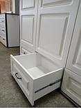 """Трехдверный распашной шкаф в спальню """"Леон"""" (Неман), фото 3"""