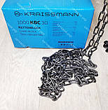 Таль цепная на 1 тонну 3 метра KRAISSMANN лебедка, фото 8